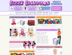 Bizzy Balloons Discount Codes