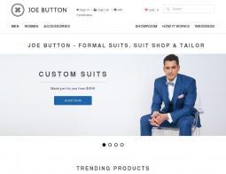 Joe Button Promo Codes