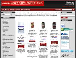 Guaranteed Supplements Coupons