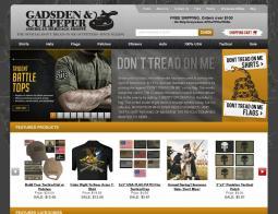 Popular Gadsden and Culpeper Coupon Codes