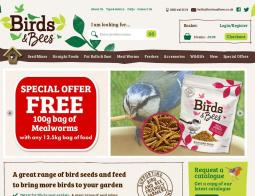 Birds and Bees Discount Codes