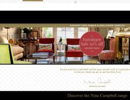 Nina Campbell Discount Codes