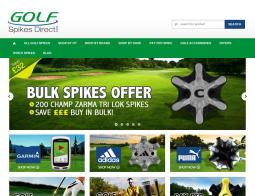 Golf Spikes Direct Discount Codes