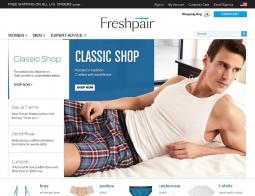 Freshpair Promo Codes