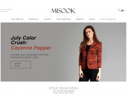 Misook Promo Code