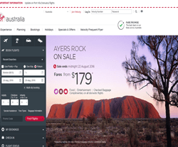 Virgin Australia Promo Codes