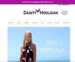 dainty hooligan online coupons