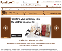 Furniture Clinic promo code