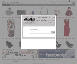 Question Air Discount Code