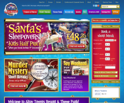 Alton Towers Discount Codes