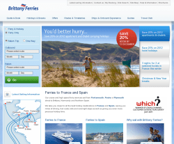Brittany Ferries Promo Code