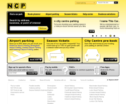 NCP or National Car Parks is the largest and longest established private car park operator in the UK, and was first set up in by Col. Fredrick Lucas.