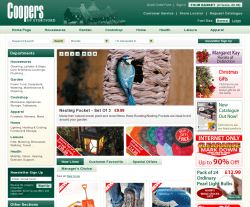 Coopers of Stortford promo code