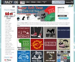 Crazy Dog T Shirts Coupons