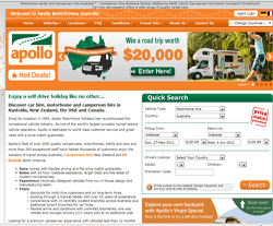 Apollo Camper Coupon Codes