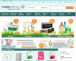 Apply the Lloyds Pharmacy Discount Code at check out to get the discount immediately. Don't forget to try all the Lloyds Pharmacy Discount Codes to get the biggest discount. To give the most up-to-date Lloyds Pharmacy Discount Codes, our dedicated editors put great effort to update the discount codes and deals every day through different channels.