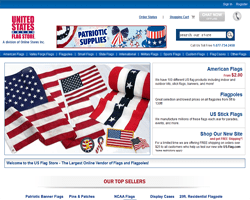 United States Flag Store Coupons