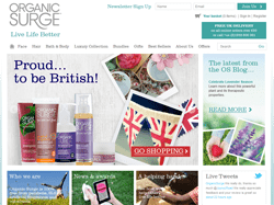 Organic Surge promo code