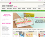 Polka Dot Design Coupon