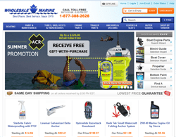 15% Off in September 2019 → Verified Wholesale Marine Promo