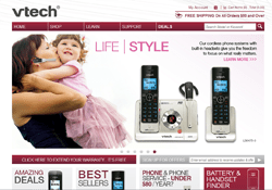 vtech phones coupon code