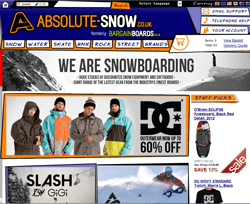 Absolute Snow Discount Codes