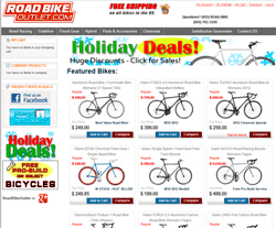 Road Bike Outlet Coupons