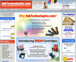Ink technologies coupon code