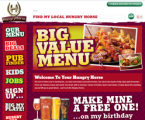 Hungry Horse Voucher Codes promo code