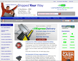 For Laptop Battery Express we currently have 3 coupons and 1 deals. Our users can save with our coupons on average about $ Todays best offer is $5 Off Any Order. If you can't find a coupon or a deal for you product then sign up for alerts and you will get updates on every new coupon added for Laptop Battery Express.