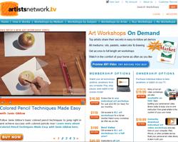 ArtistsNetwork.TV Coupon