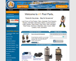 A1 Pool Parts Coupons