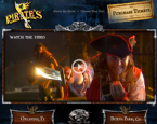 Pirates Dinner Adventure Coupons