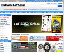 Worldwide Golf Shops promo code
