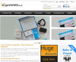 Ecigarette Web Discount Codes