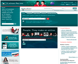 Cathay Pacific Discount Codes