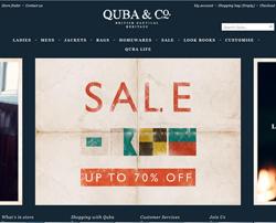 Quba & Co Discount Codes
