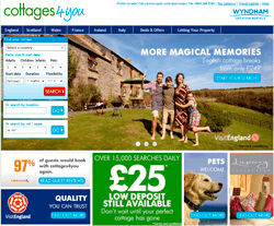 Cottages.com Discount Codes