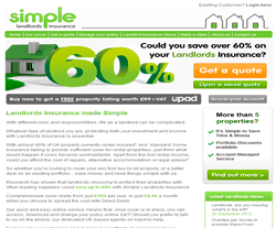 Simple Landlords Insurance Voucher Codes