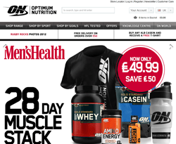 Optimum Nutrition UK