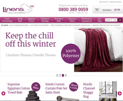 Linens limited Discount Codes
