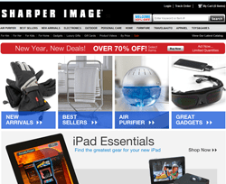 Sharper Image Coupon