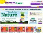 ReNew Life Promo Codes