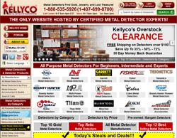 Kellyco Metal Detectors Coupon Codes