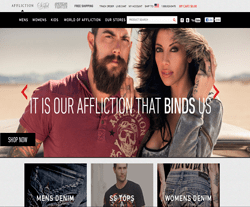Affliction Clothing Promo Codes