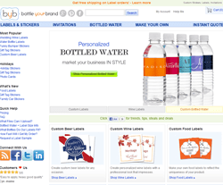 Bottle Your Brand Coupons