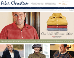 Peter Christian Discount Codes