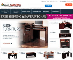 Bush Furniture Collection Promo Code