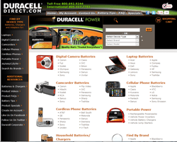 Duracell Direct Discount Codes