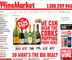 Wine Market Coupon